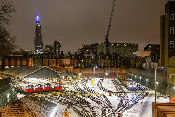 London Road Depot