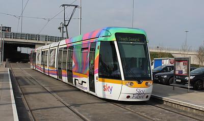 LUAS - Light Rail