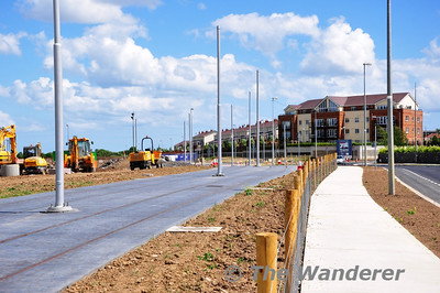 LUAS Extension Line A1