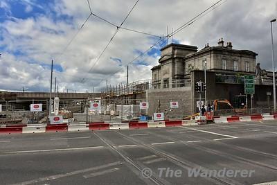 Views of the Broadstone - DIT stop. Sat 24.06.17