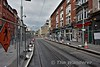 Abbey Street LUAS Stop looks more like a tram stop compared to late May. Thurs 30.06.16