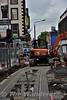 LUAS Cross City southbound line at Marlborough St / Abbey St. Jct. Thurs 30.06.16