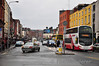 Looking east down Parnell Street towards Summerhill.  Sat 19.01.13