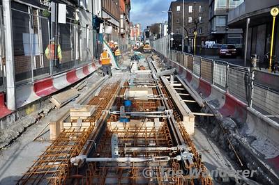 LUAS Cross City Extension (BXD)
