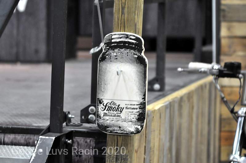 OLE,SMOKY TENN. MOONSHINE , RING AND HOOK