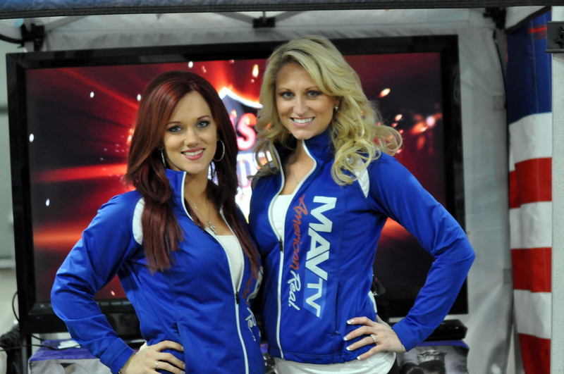 MAVTV , BOOTH QUEENS