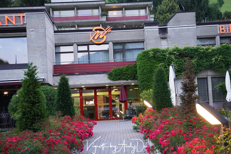 The Matt Hotel in Schwartzenburg on the outskirts of Lucerne in the mountains provided us the the solitude we needed, away from the crowds in the city - the hospitality of the staff was incredible and made our experience at this hotel a truly memorable one!