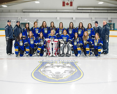 LU Hockey Team