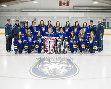 LU Hockey Team