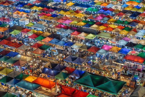 Bangkok Bazaar (2017)