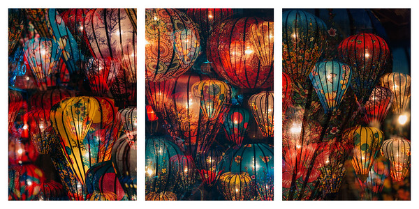 A Sea of Lanterns II (2017)