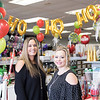 "Joed Viera/Staff Photographer-Nicci Duncan and Leanne Anderson in their party supply shop ""POP!"""