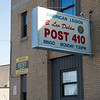 Joed Viera/Staff Photographer-Earlier this year, the remaining members of American Legion Post 410 conceded to the changing demographics of local veterans groups, and put their home of 71 years, at 42 Niagara St., up for sale. Friday is the last day the Post is set to be open.