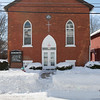 Joed Viera/Staff Photographer Lockport, NY-Lockport's First AME church on 123 South Street.