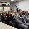 Joed Viera/Staff Photographer-Ray Dozens show to watch Ray Wigle give a presentation on  common questions visitors have about the Canal at the Niagara History Center at 215 Niagara Street.