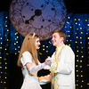 JOED VIERA/STAFF PHOTOGRAPHER-Lockport, NY-Grace Dixon and Noah Thornton dance as Cinderella and Prince Christopher during a dress rehearsal for Newfane Central School District's production of Rodgers and Hammerstein's Cinderella. The district's production premieres on Friday, March 2 at 7:00 p.m. with additional shows on<br /> Saturday, March 3 at 7:00 p.m. and<br /> Sunday, March 4 at 3:00 p.m.