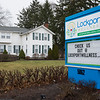 Joed Viera/Staff Photographer-A new sign stands outside of the Lockport Wellness office on Friday afternoon.