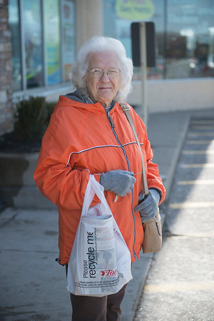 """I have several of the totes already, Unless I do a lot shopping it'd be silly to bring them. I think its just an extra cost that we shouldn't be putting out."" -Marilyn Hollenbeck"
