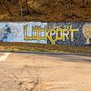 Joed Viera/Staff Photographer-Jeffrey Sidebottom's Clinton Street Mural.
