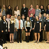 JOED VIERA/STAFF PHOTOGRAPHER-25 Lockport High School students were honored with Quality Student Awards during a ceremony Tuesday Night.