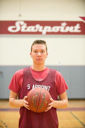 Jake Walters, 17, Senior #42