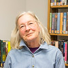 JOED VIERA/STAFF PHOTOGRAPHER-Wilson, NY-Wilson Library Director Marge Clark.