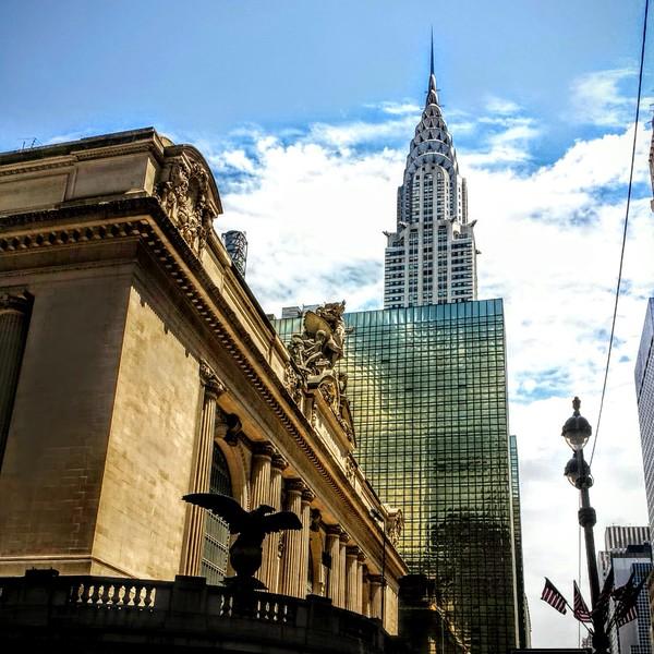 Grand Sky in New York City