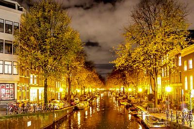 Amsterdam Golden Canal