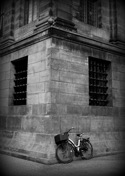 Dam Bicycle White