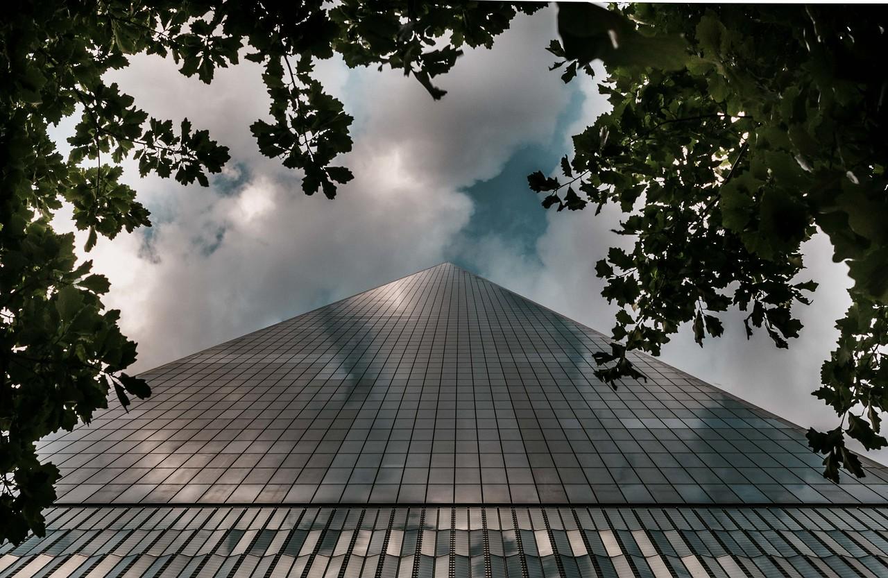 WTC1 Looking UP  June 2017