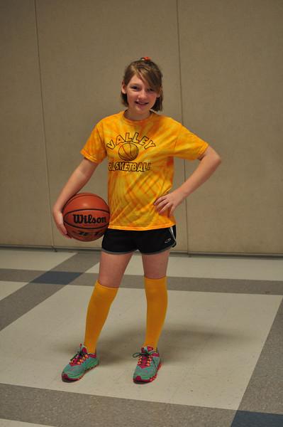 LV Girls Biddy Basketball