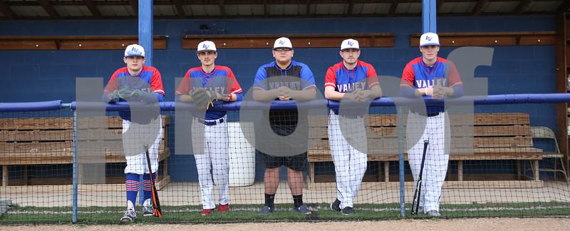 LV Senior Baseball Boys - 2016