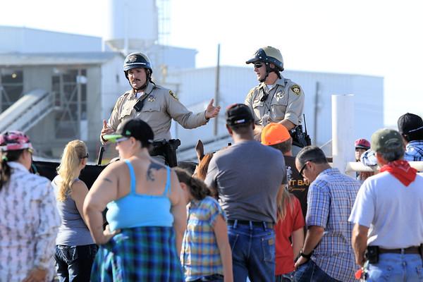 Las Vegas Metropolitan Police Mounted Unit
