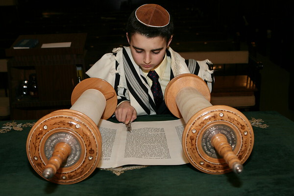 Chanan-Bar Mitzvah