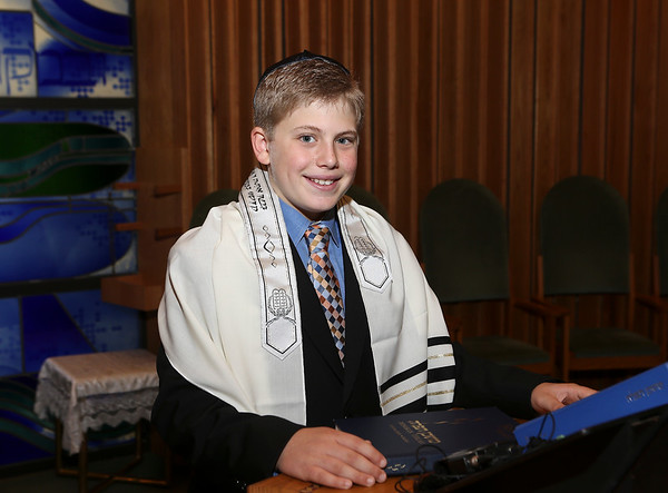 David Bar Mitzvah