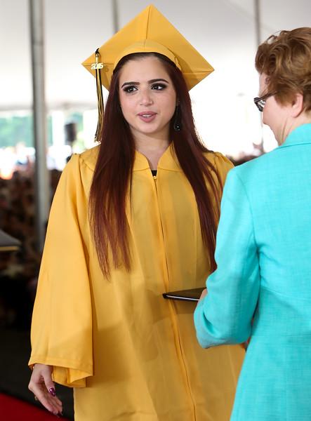 Nanuet H.S. Class of 2016 Graduation Ceremony