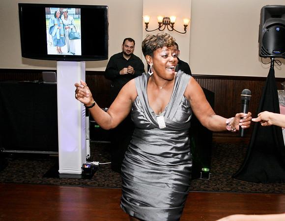 Jacqueline Luke Retirement Party