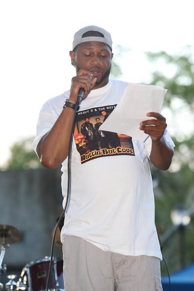 R&B Singer Christopher Williams