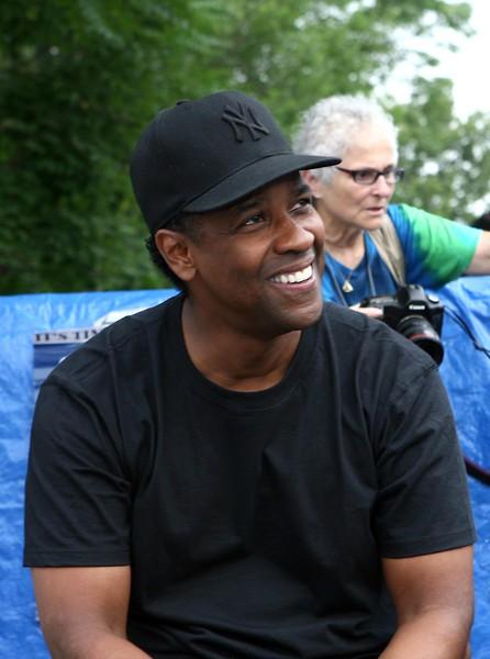 Denzel Washington Endorses Mt. Vernon Mayor Candidate,  Clinton Young, July 18 2007 held at Greater Centennial A.M.E. Zion Church