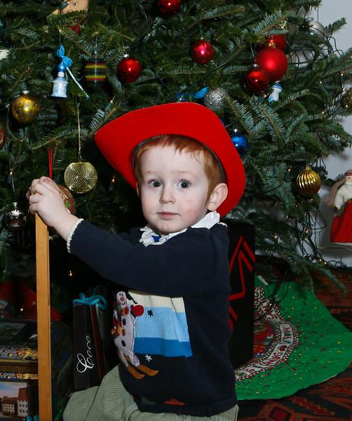 Lynch Family Christmas  12/23/12