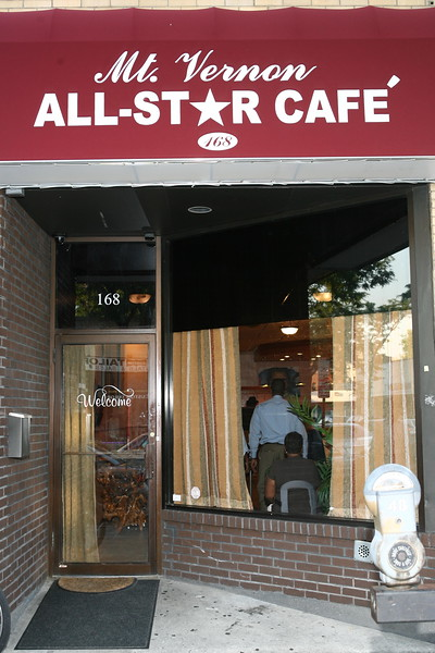 Mt. Vernon All-Star Cafe Grand Opening:  July 9, 2007