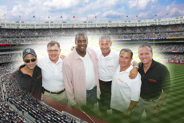 """Yankee Stadium  Five Star Outing w/former professional baseball player Dwight """"Dr. K"""" Gooden"""