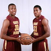 Andre Gaynor (Forward)<br> and Mark Cole (Guard)