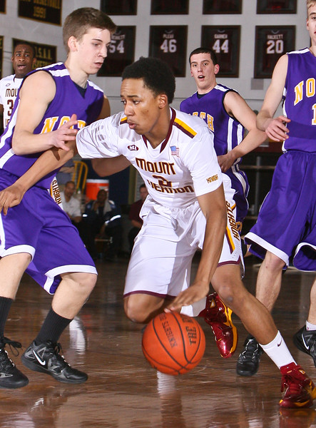 Clarkstown North 1st Round  2/17/12