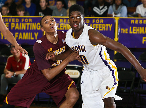 Roman Catholic, PA  (Montverde Academy Invitational Tourney) 1/28/12