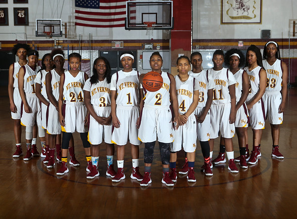 Lady Knights (Team & Individuals)