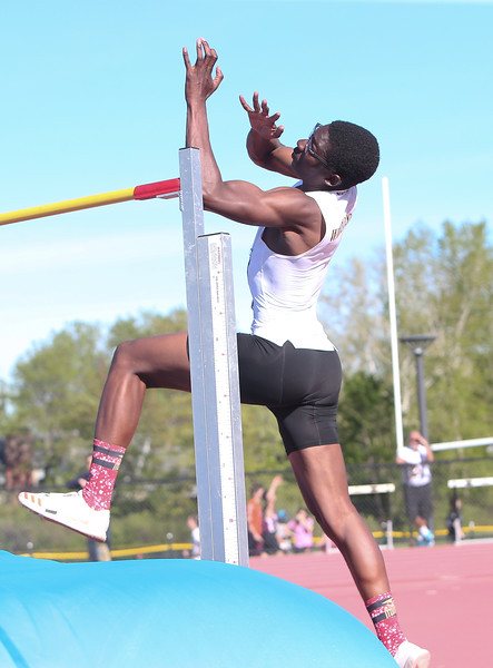 Mens High Jump  (Friday)