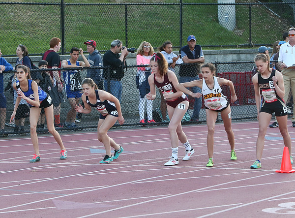 Womens 800 Meters  (Friday)
