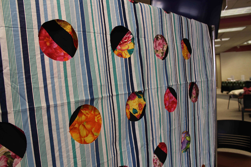 LWR Quilting Day with Women of the ELCA Churchwide office, Chicago  