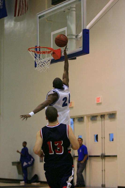 Lynn Univ Basketball vs Palm Beach Atlantic (603)